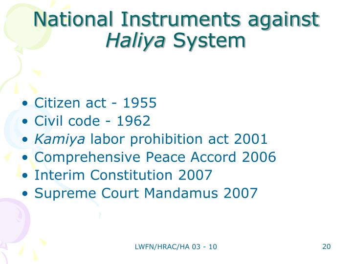 National Instruments against