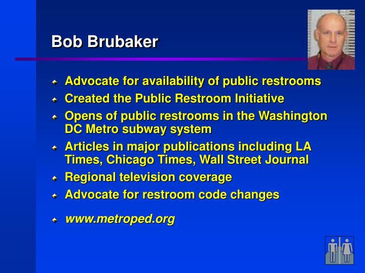 Bob Brubaker