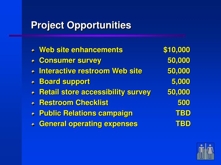 Project Opportunities