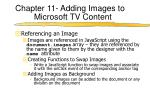 chapter 11 adding images to microsoft tv content4