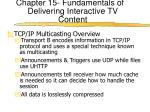 chapter 15 fundamentals of delivering interactive tv content10