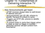 chapter 15 fundamentals of delivering interactive tv content12