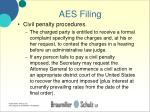 aes filing32
