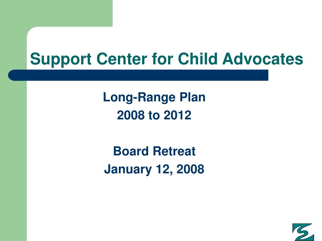 Support Center for Child Advocates