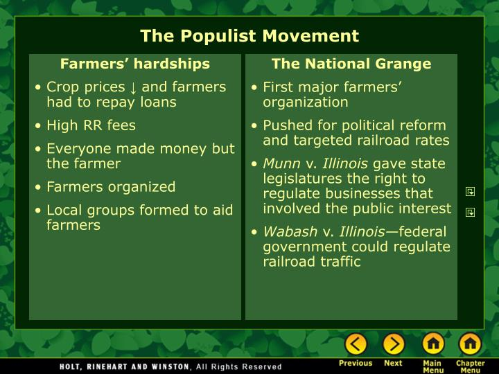 Farmers' hardships