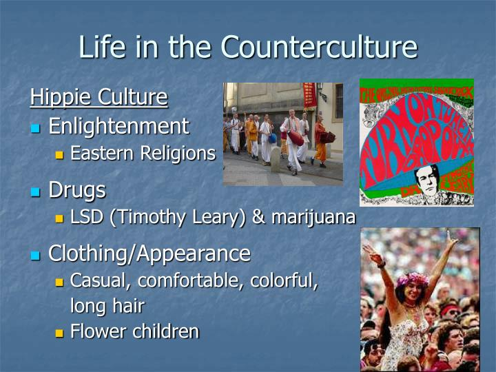 Life in the Counterculture