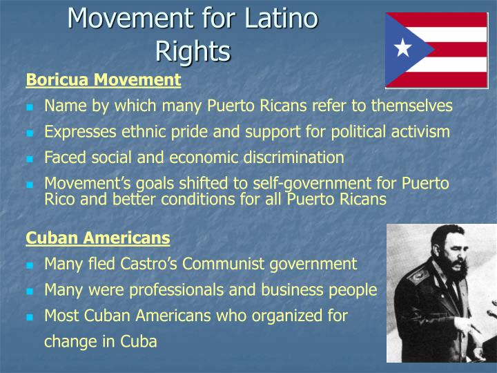 Movement for Latino Rights