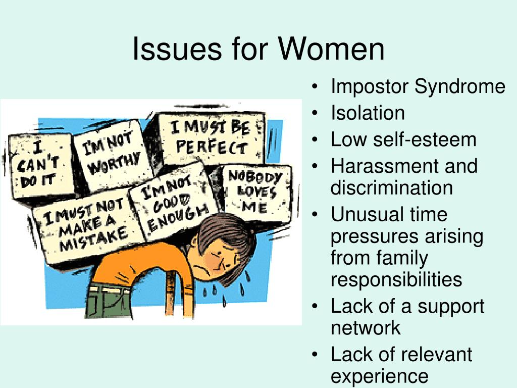 Issues for Women