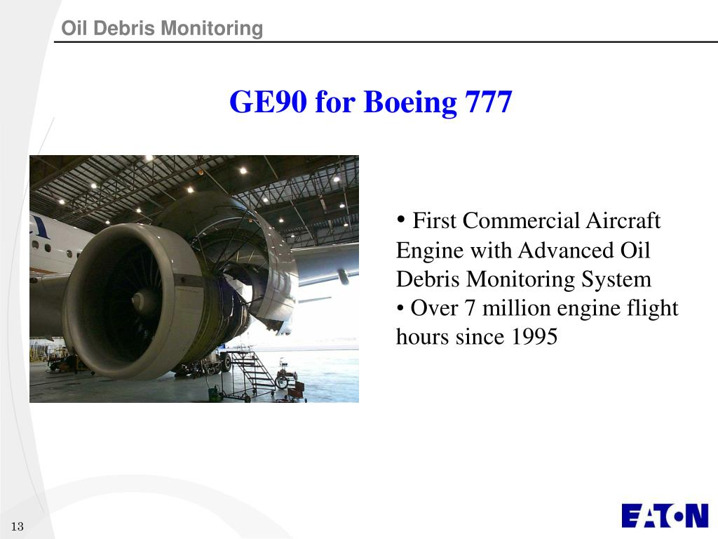 GE90 for Boeing 777