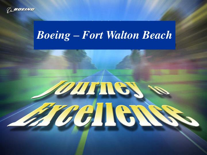 Boeing – Fort Walton Beach