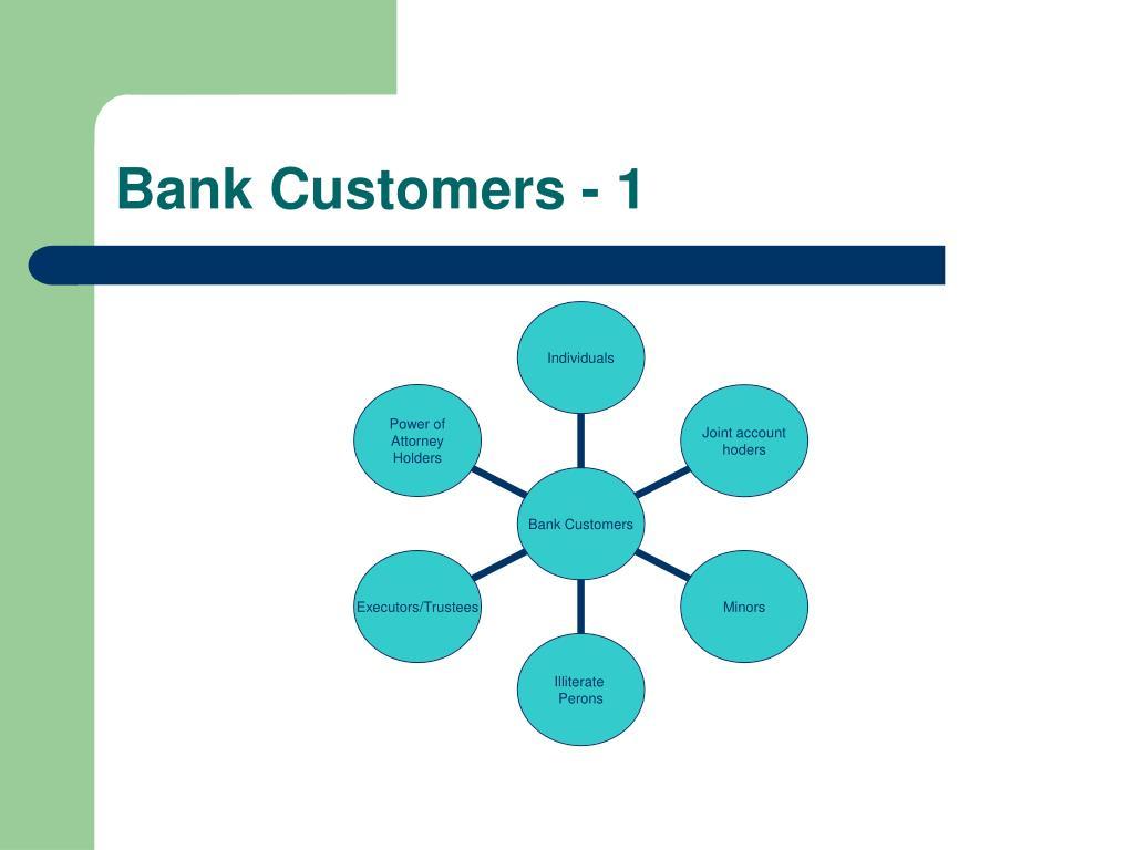 Bank Customers - 1