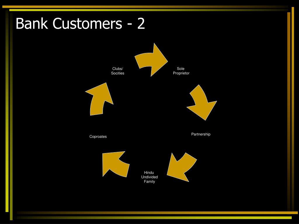 Bank Customers - 2
