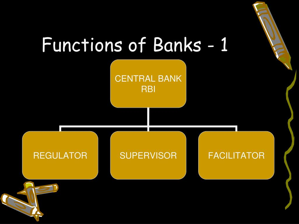 Functions of Banks - 1