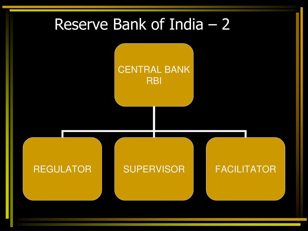 Reserve Bank of India – 2