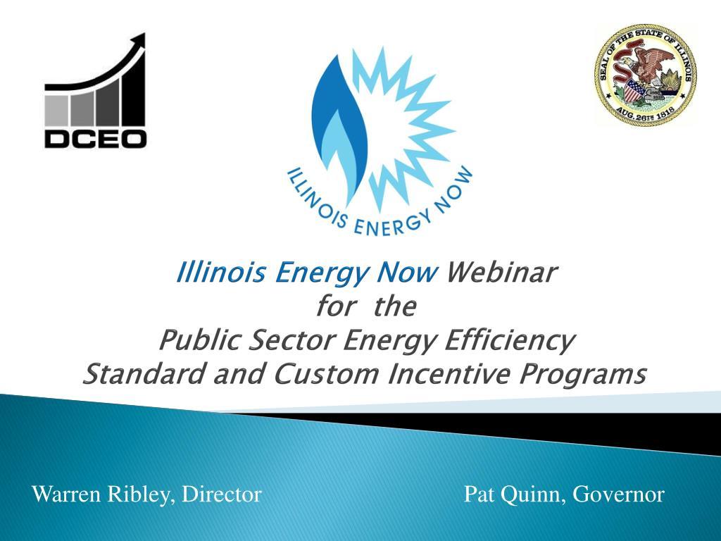 Illinois Energy Now