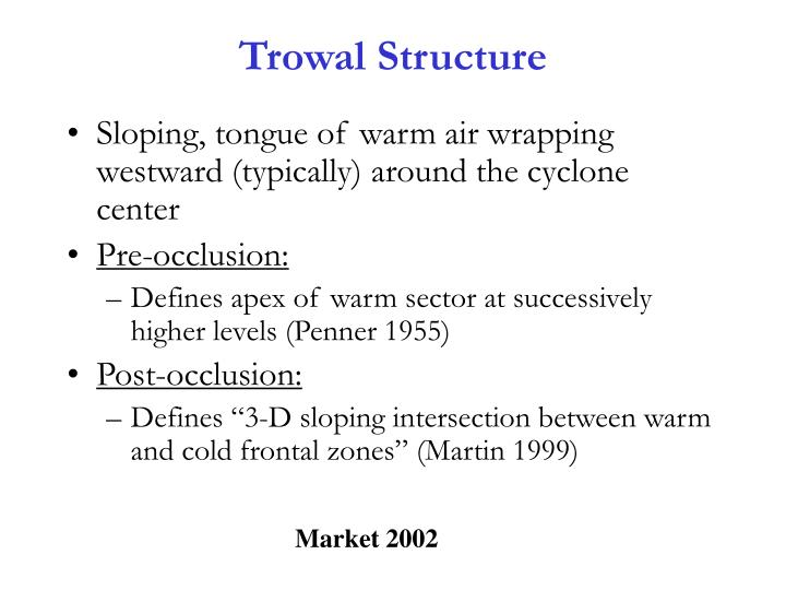 Trowal Structure