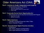 older americans act oaa7