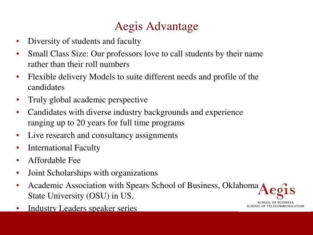 Aegis Advantage