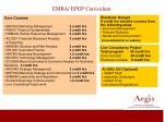 emba epgp curriculum