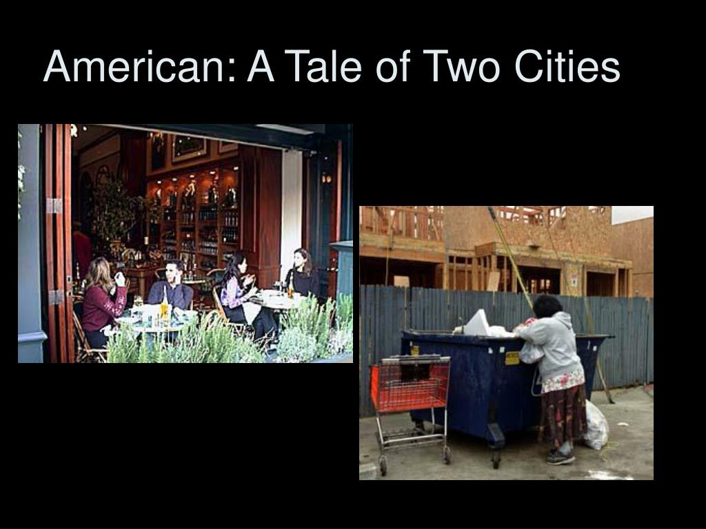 American: A Tale of Two Cities