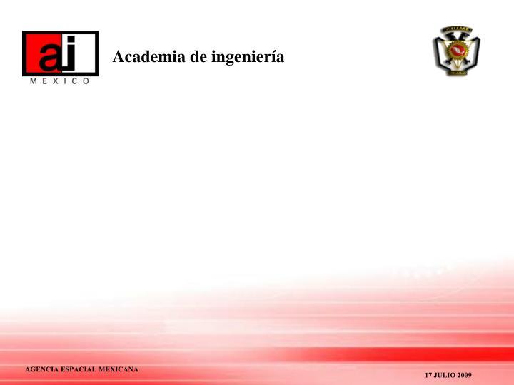 Academia de ingeniería
