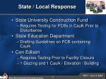 state local response18