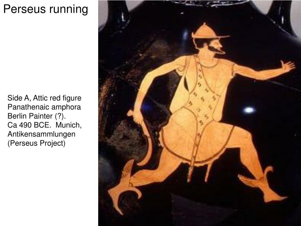 Perseus running
