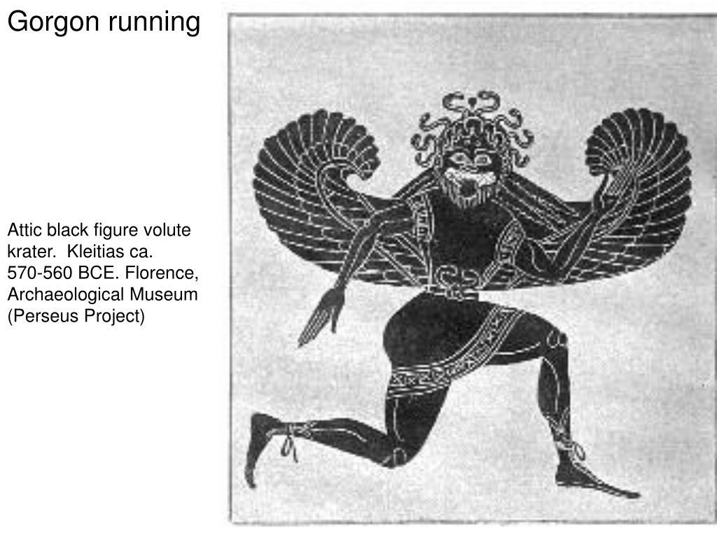 Gorgon running