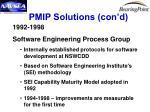 pmip solutions con d11