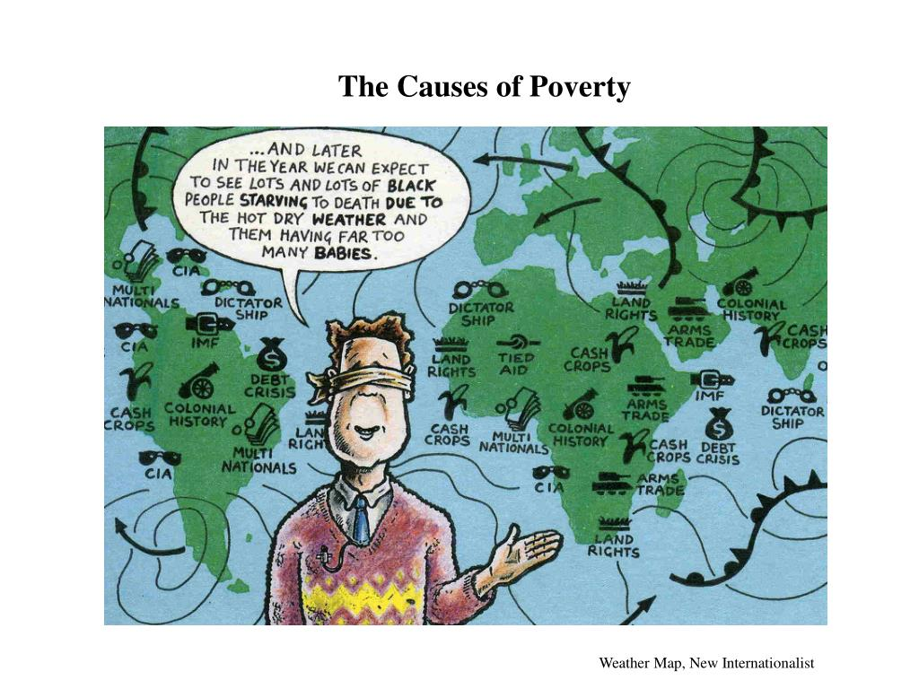 The Causes of Poverty