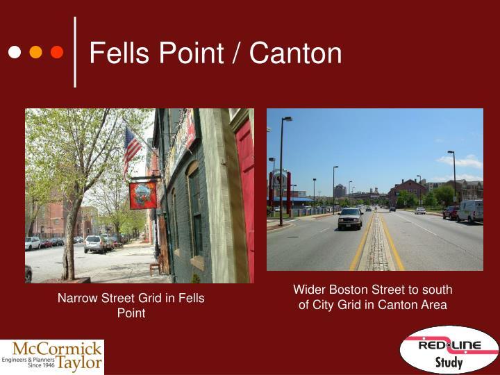 Fells Point / Canton