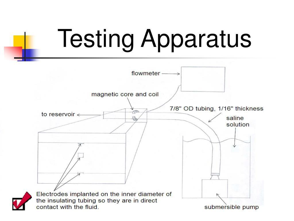 Testing Apparatus