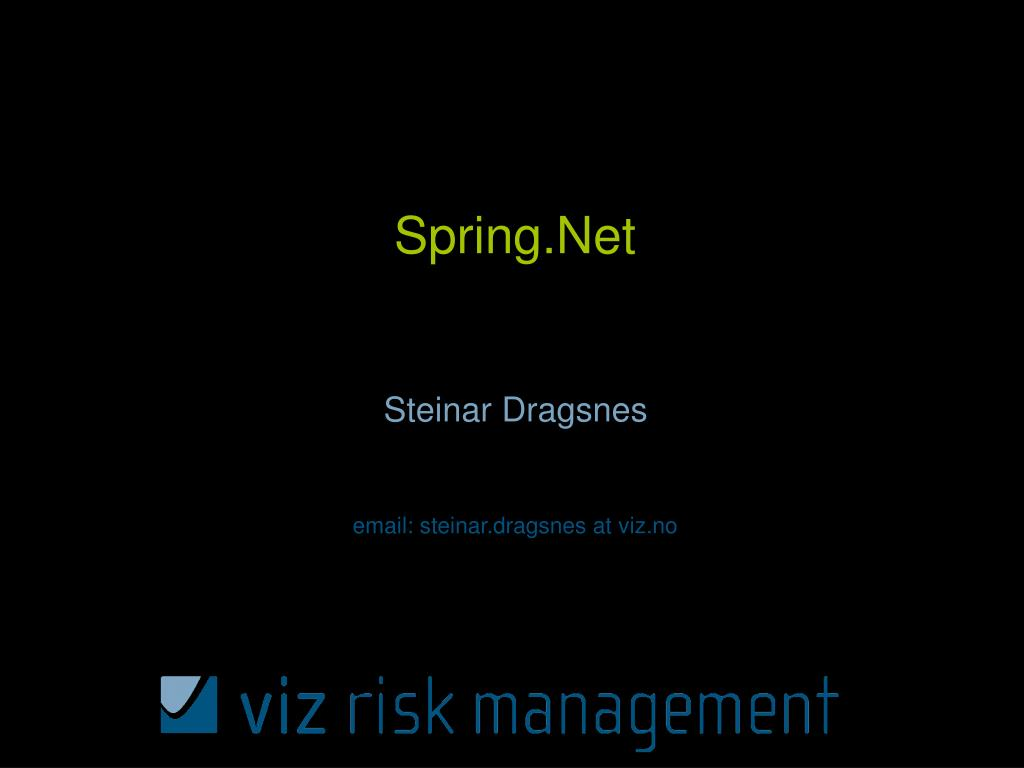 spring net