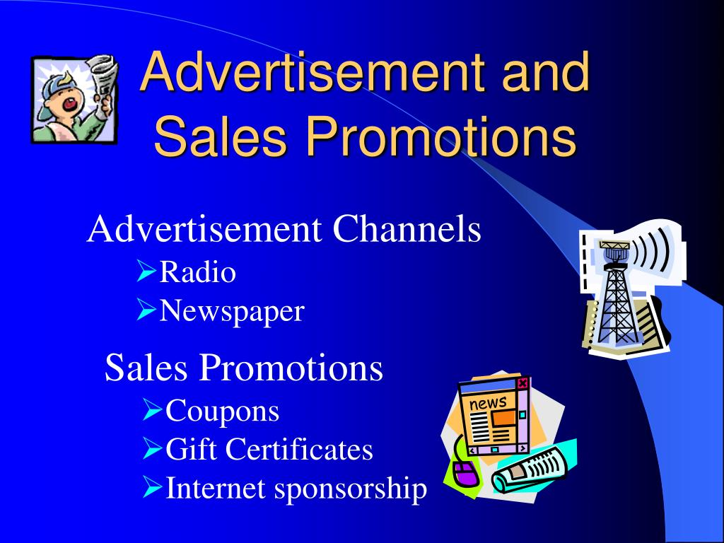 Advertisement and