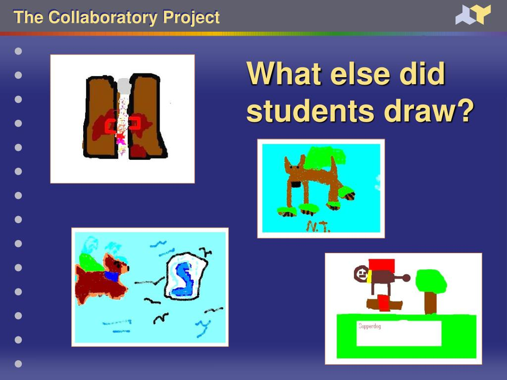 What else did students draw?