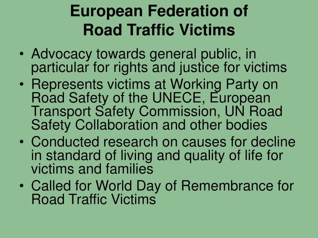 European Federation of