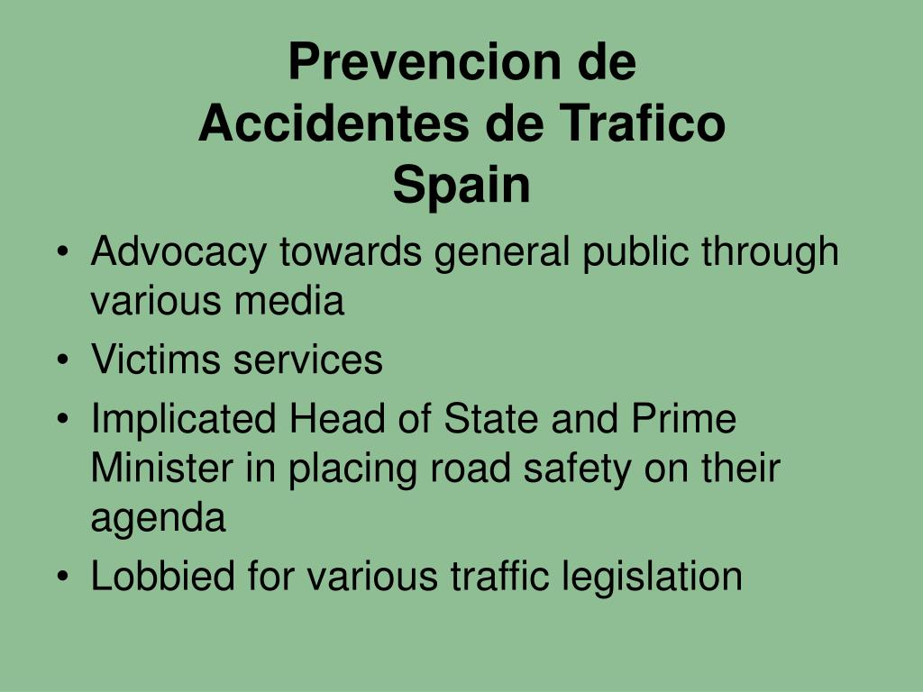 Prevencion de