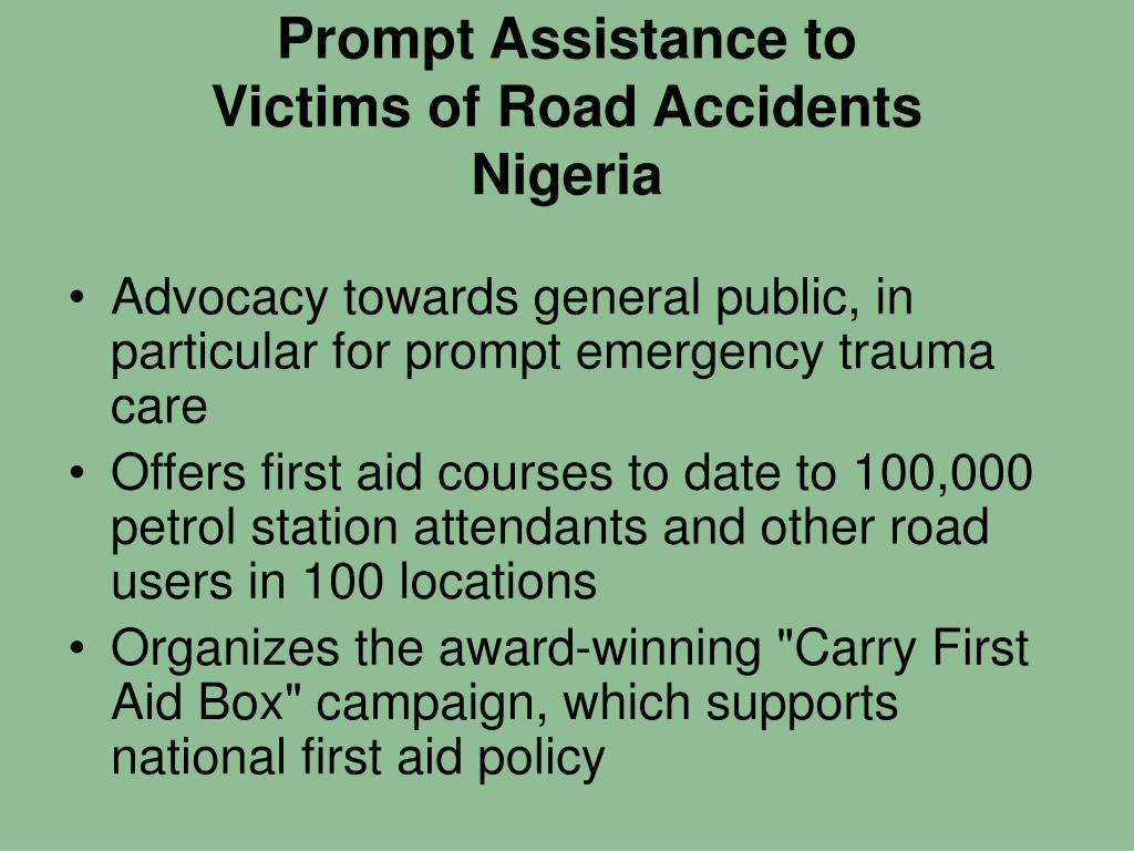 Prompt Assistance to