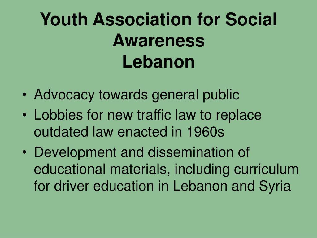 Youth Association for Social Awareness