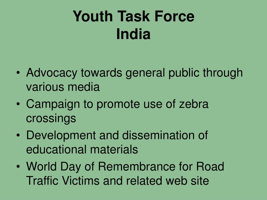 Youth Task Force