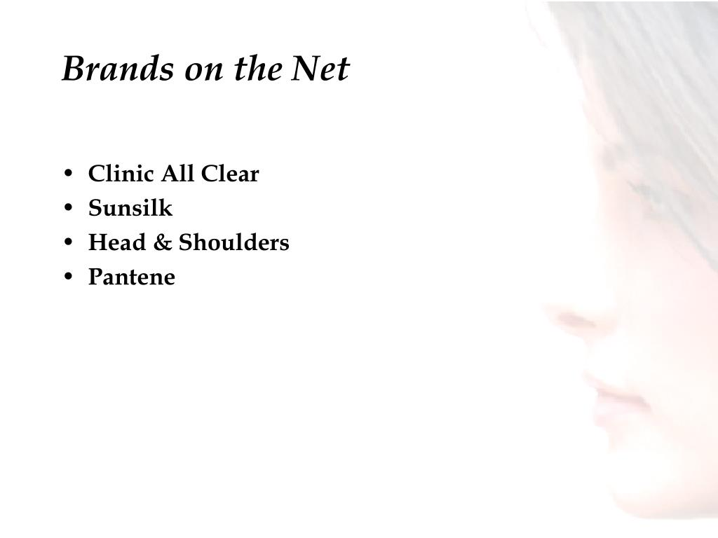 Brands on the Net