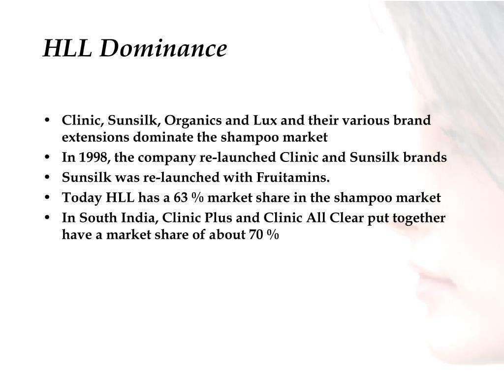 HLL Dominance
