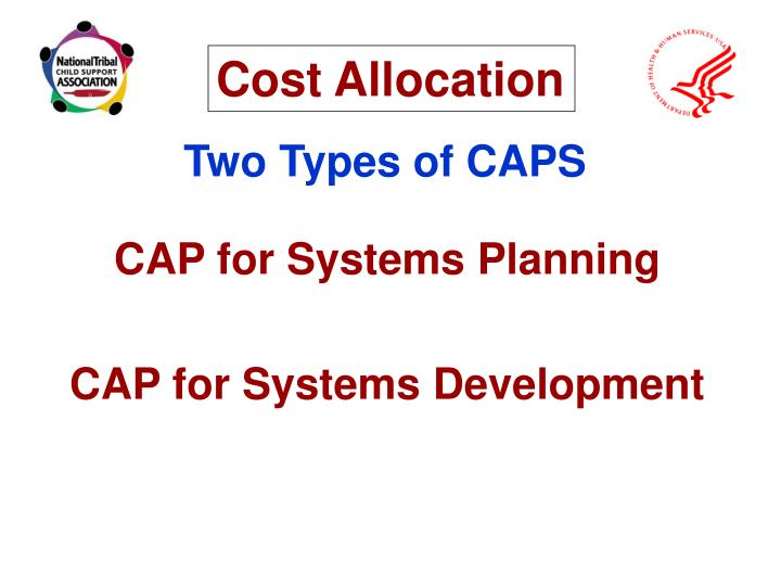 Two Types of CAPS