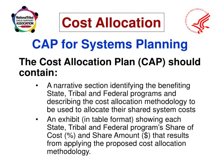 CAP for Systems Planning