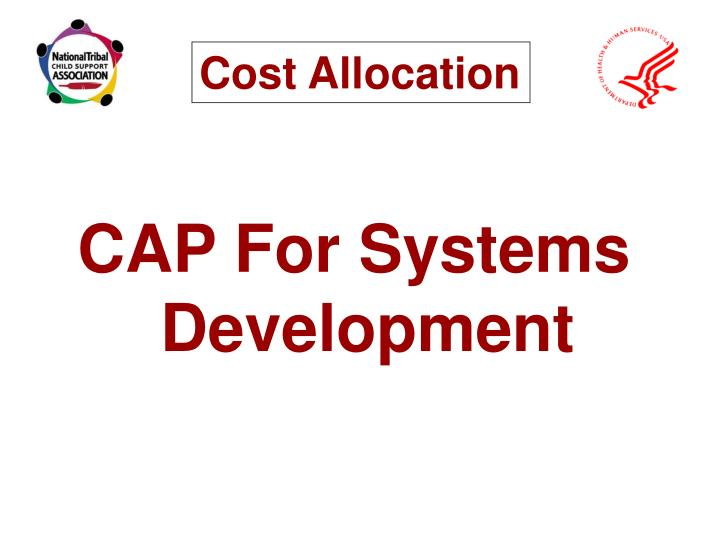 CAP For Systems Development