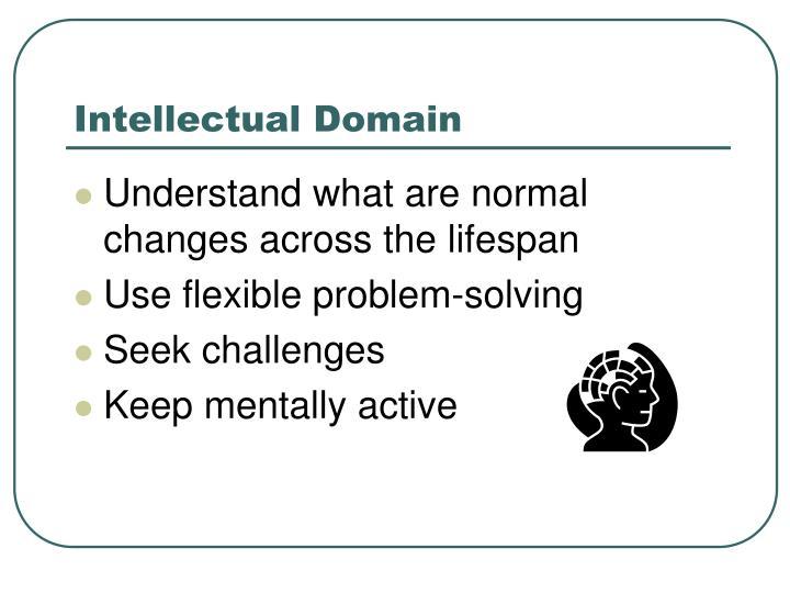 Intellectual Domain