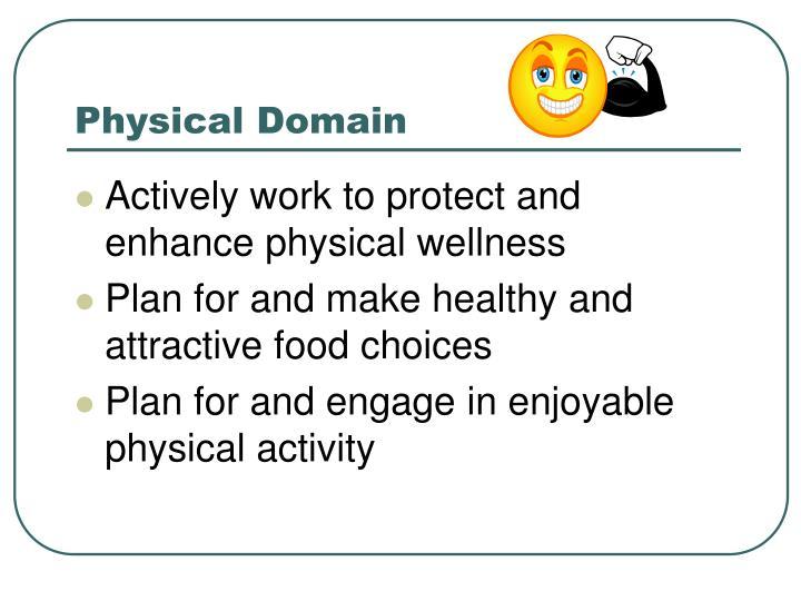 Physical Domain