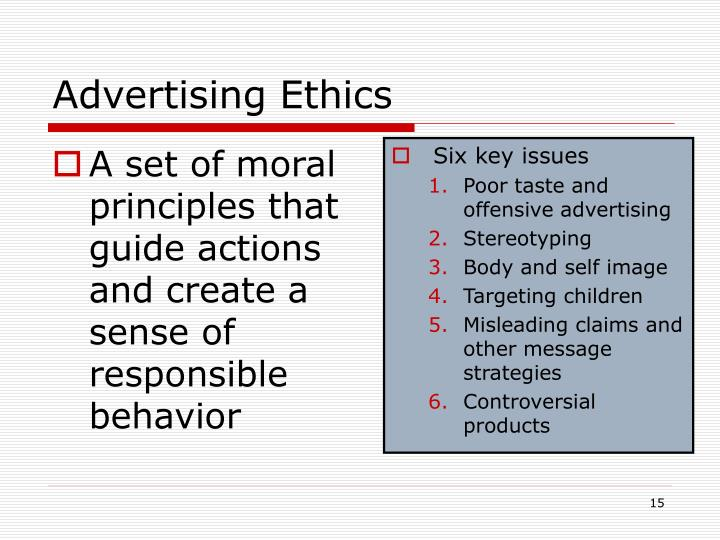 A set of moral principles that guide actions and create a sense of responsible behavior