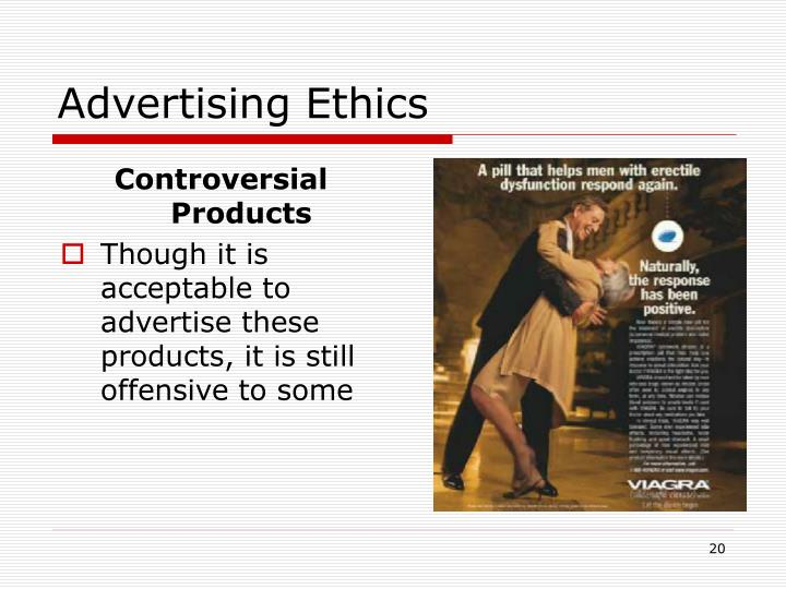 Controversial Products