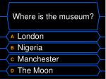 where is the museum
